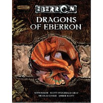 Dragons of Eberron (jdr Dungeons & Dragons 3.0 en VO) 001