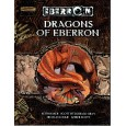 Dragons of Eberron (jdr Dungeons & Dragons 3 en VO) 001