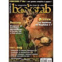 Backstab N° 30 (magazine de jeux de rôles) 002