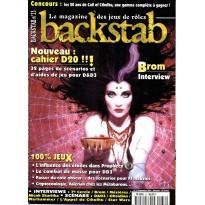 Backstab N° 33 (magazine de jeux de rôles) 003