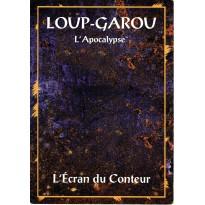 L'Ecran du Conteur (jdr Loup-Garou L'Apocalypse en VF)