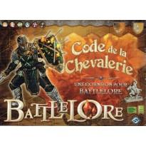 Battlelore - Code de la Chevalerie (extension jeu de stratégie FFG en VF) 001