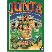 JUNTA - Deuxième édition (jeu de stratégie Descartes) 001