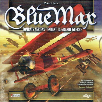 Blue Max - Combats aériens pendant la Grande Guerre (boîte de base Edge en VF) 002