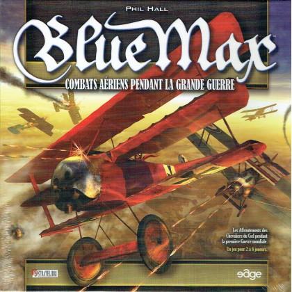 Blue Max -Combats aériens pendant la Grande Guerre (boîte de base en VF) 002