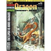 Dragon Magazine N° 11 (L'Encyclopédie des Mondes Imaginaires) 002