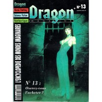 Dragon Magazine N° 13 (L'Encyclopédie des Mondes Imaginaires) 002