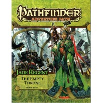 Jade Regent 54 - The Empty Throne (Pathfinder jdr en VO)