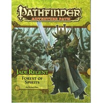 Jade Regent 52 - Forest of Spirits (Pathfinder jdr en VO) 001