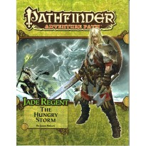 Jade Regent 51 - The Hungry Storm (Pathfinder jdr en VO)