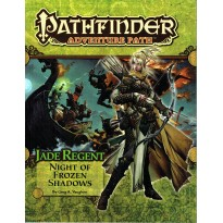 Jade Regent 50 - Night of Frozen Shadows (Pathfinder jdr en VO)