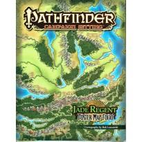 Jade Regent - Poster Map Folio (Pathfinder jdr en VO)
