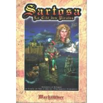 Sartosa - La Cité des Pirates (Le Grimoire n° 17 - Warhammer jdr 1ère édition) 002