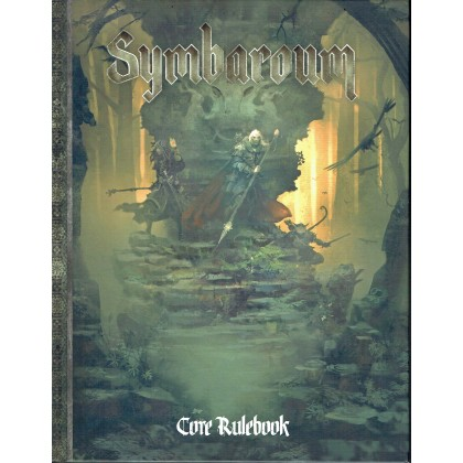 Symbaroum - Core Rulebook (jdr de Järnringen en VO) 001