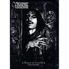 Vampire L'Age des Ténèbres - L'Ecran du Conteur (jdr en VF)