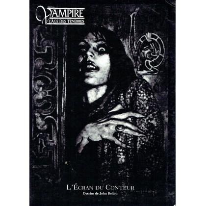 Vampire L'Age des Ténèbres - L'Ecran du Conteur (jdr en VF) 005