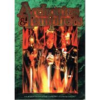 Archontes & Templiers (jeu de rôle Vampire La Mascarade en VF) 001