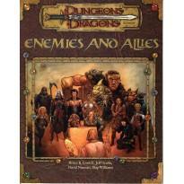 Enemies and Allies (jdr Dungeons & Dragons 3.0 en VO) 001