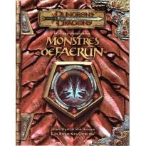 Bestiaire Monstrueux - Monstres de Faerûn (jeu de rôle D&D 3.0 en VF)