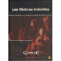 Les Maîtres Indicibles (jdr L'Appel de Cthulhu V6 en VF) 001