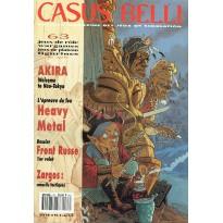 Casus Belli N° 63 (magazine de jeux de rôle) 005