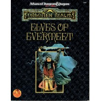 Elves of Evermeet (jdr AD&D 2 - Forgotten Realms en VO)
