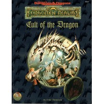 Cult of the Dragon (jdr AD&D 2 - Forgotten Realms en VO) 001