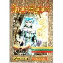 Le Grimoire N° 13 - Arcanes Magiques (fanzine Warhammer jdr 1ère édition) 001