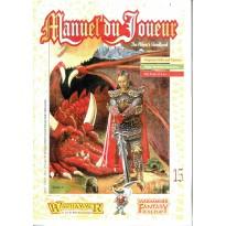 Le Grimoire N° 15 - Manuel du Joueur (fanzine Warhammer jdr 1ère édition) 001