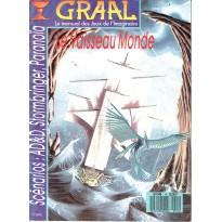 Graal N° 15 (Mensuel de jeux de rôles) 003