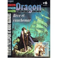 Dragon Magazine N° 6 (L'Encyclopédie des Mondes Imaginaires) 002