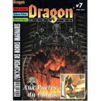 Dragon Magazine N° 7 (L'Encyclopédie des Mondes Imaginaires) 002