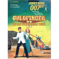 Goldfinger II - The Man with the Midas Touch (James Bond 007 Rpg en VO)