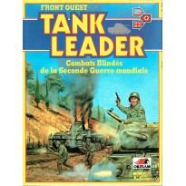 Tank Leader - Front Ouest (wargame des éditions Oriflam en VF)