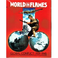 World in Flames - Global Conflict 1939-1945 (wargame d'ADG 4th edition en VO) 001