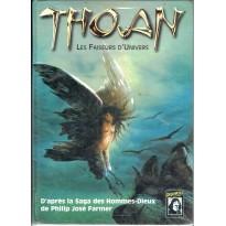 Thoan - Les Faiseurs d'Univers (Livre de base de jdr en VF) 001