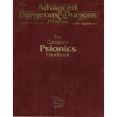 The Complete Psionics Handbook (jdr AD&D 2ème édition VO)