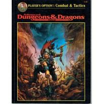 Combat & Tactics (jdr Advanced Dungeons & Dragons 2ème édition révisée en VO) 002