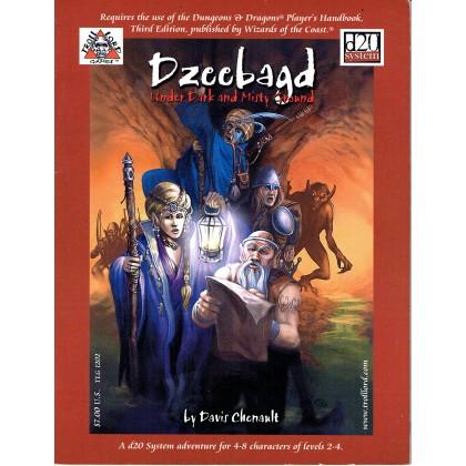 Dzeebagd - Under Dark and Misty Ground (d20 System /D&D 3 en VO) 002