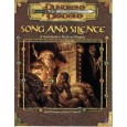 Song and Silence (jdr Dungeons & Dragons 3.0 en VO) 002