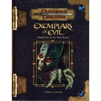Exemplars of Evil - Deadly Foes to vex your Heroes (jdr D&D 3 en VO)