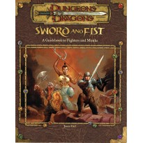 Sword and Fist (jdr Dungeons & Dragons 3.0 en VO) 001
