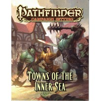 Towns of the Inner Sea (jdr Pathfinder Campaign Setting en VO) 001