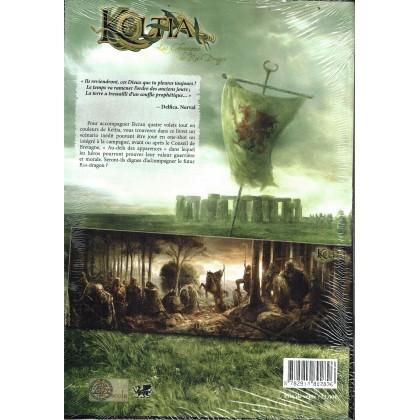 Keltia - Ecran & livret (jeu de rôle du 7ème Cercle en VF) 001