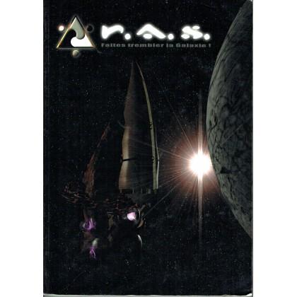 R.A.S. - Faîtes trembler la Galaxie! (livre de base jdr en VF) 003
