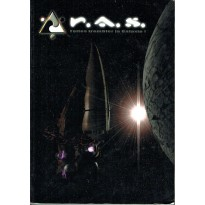 R.A.S. - Faîtes trembler la Galaxie! (livre de base jdr en VF)