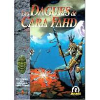 Les Dagues de Cara Fahd (jdr Earthdawn de Jeux Descartes en VF) 001