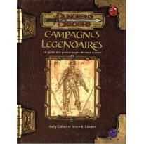 Campagnes Légendaires (jdr Dungeons & Dragons 3.0 en VF) 002