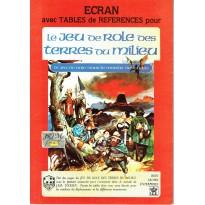 Ecran de jeu et livret de Tables de Références (jeu de rôle JRTM en VF) 006