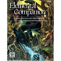 Elemental Companion (jdr Rolemaster en VO) 001